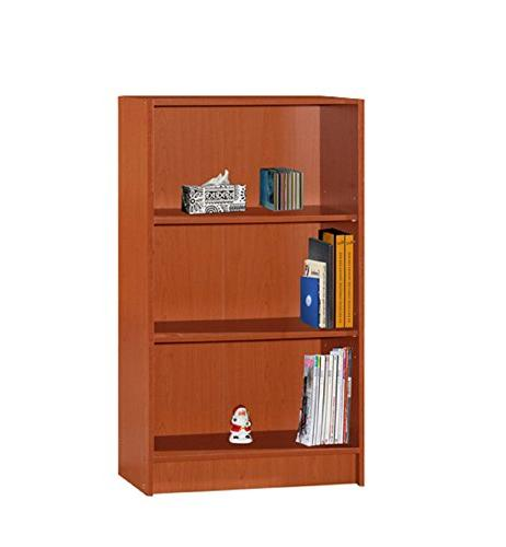 3 shelve bookcase
