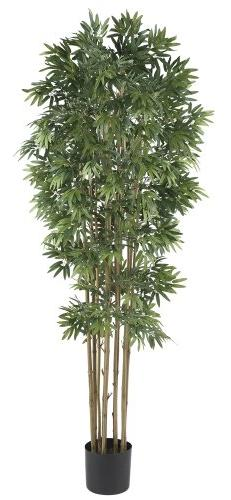 Nearly Natural 5045 6 ft. Bamboo Japanica Silk Tree