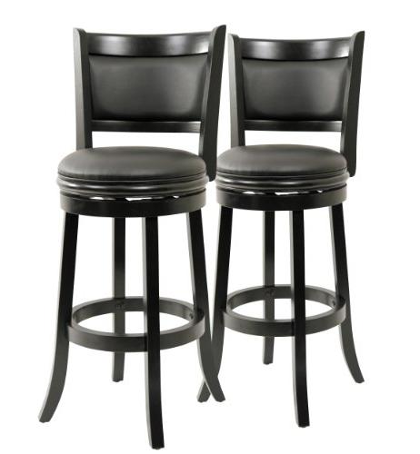 Cool Boraam 5829 Augusta Bar Height Swivel Stool 29 Inch Gmtry Best Dining Table And Chair Ideas Images Gmtryco