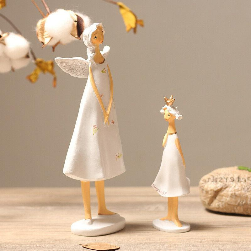8in Figurines Angels Girl's Room Fairy Decor