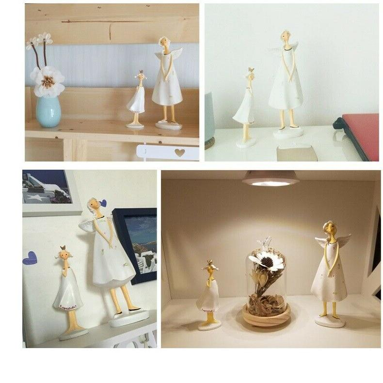 8in Figurines Angels Fairy Office Decor