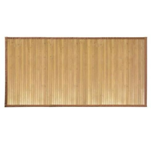 InterDesign 81232 Bamboo Floor Mat – Ideal Mat for Kitchen