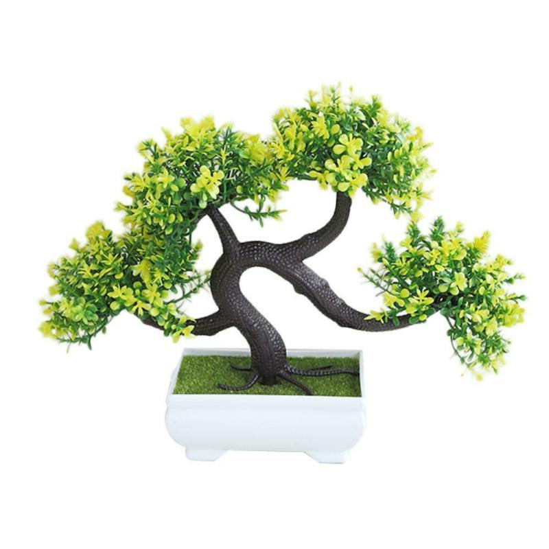 Artificial Bonsai Mini Tree Greeting