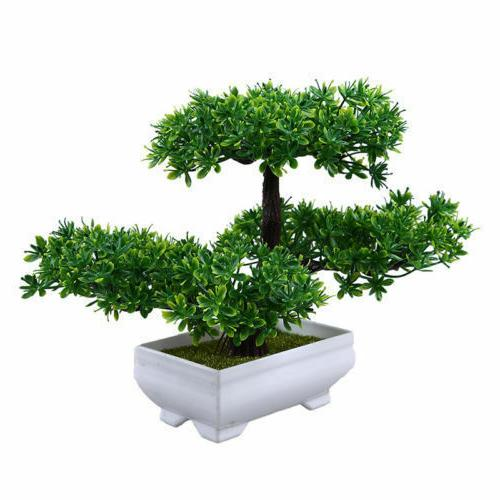 Artificial Plant Guest Pine Tree Wedding