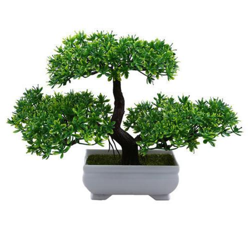 Artificial Fake Plant Greeting Pine Tree