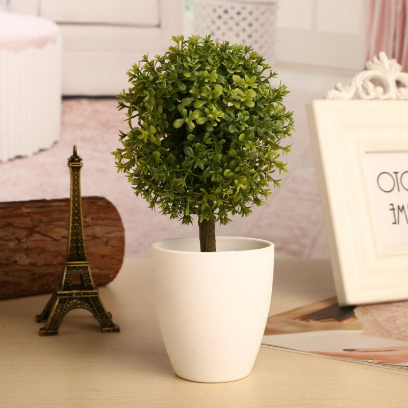 Artificial Flower Ball Home Office Desk