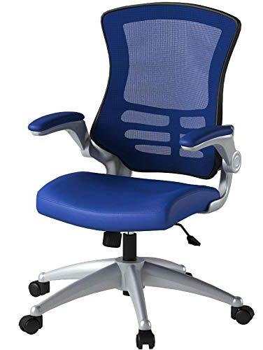 Modway Attainment And Vinyl Office Arms - Ergonomic And Computer