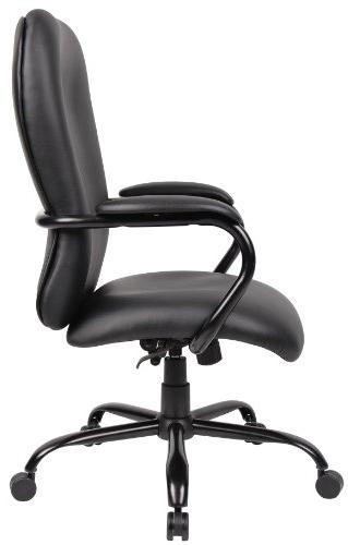 Boss Office Heavy Chair with lbs Capacity in