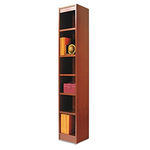 bcs67212mc narrow profile bookcase