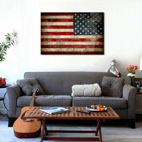 Painting Picture Decor Vintage American