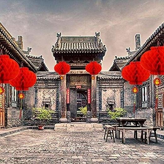 Ess Chinese Red Tet Party