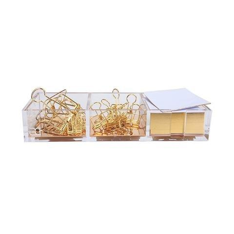 clarity gold notes holder