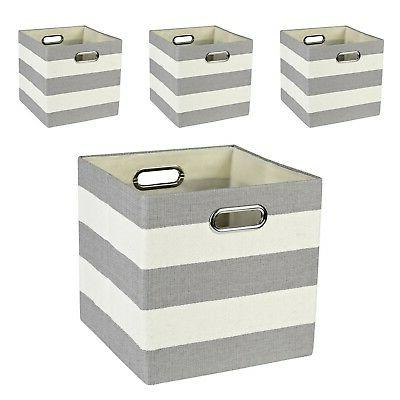 collapsible cube organizers