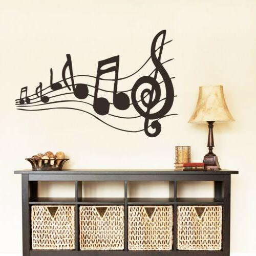 Colorful Wall Home Office Vinyl Decal