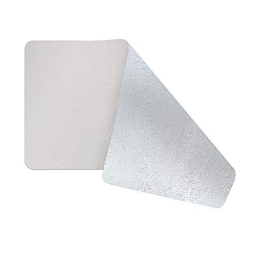 """Leather for 0.08"""" Thin Dual-Sided Waterproof Desk Protector"""
