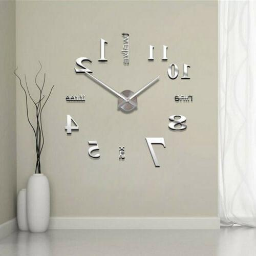 DIY 3D Stickers Decals Office Decor