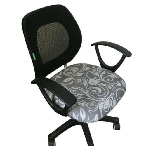 Elastic Chair Cover Decorative Seat Protector Slipcover