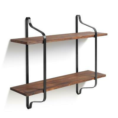 Floating Wall Shelf Display Rack Unit Modern Home