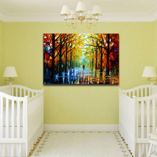 Home Canvas Art Painting Wall Gift Frame