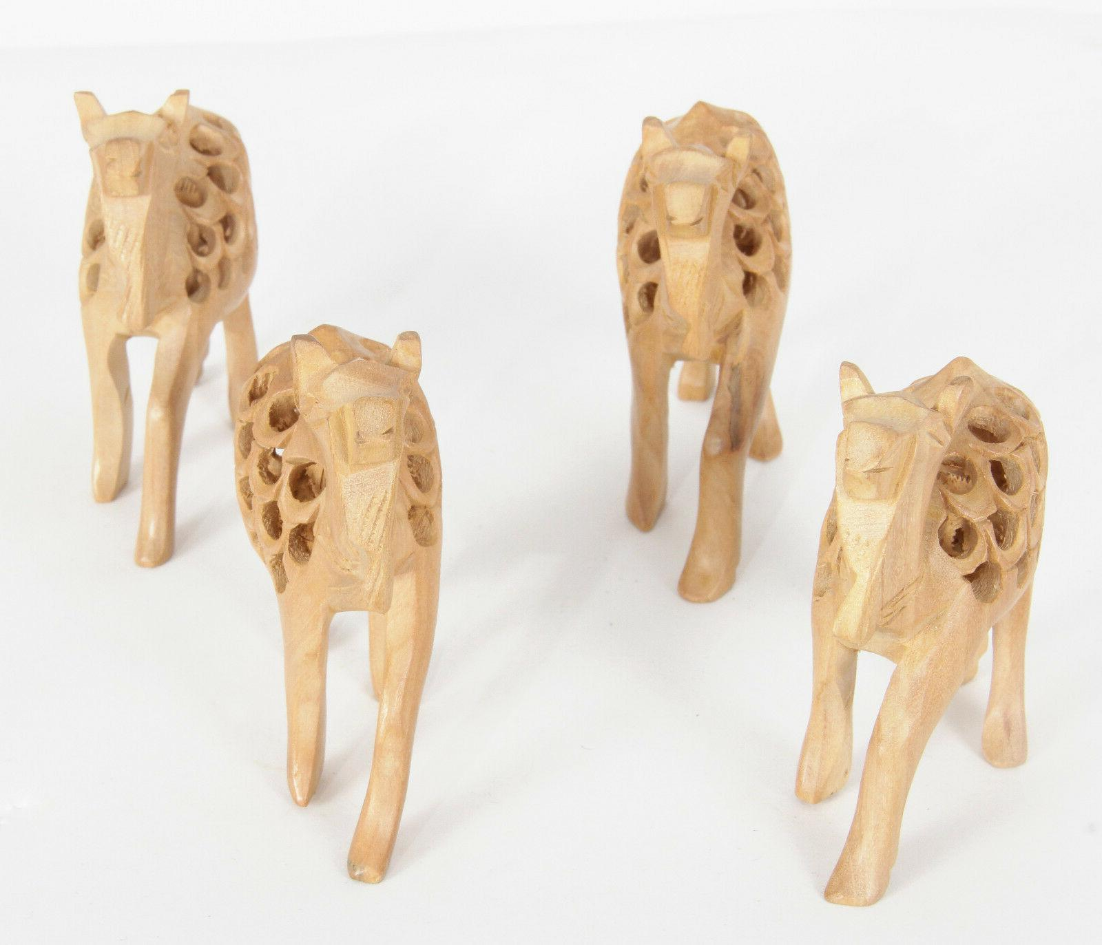 Indian Office Wooden Camel Home