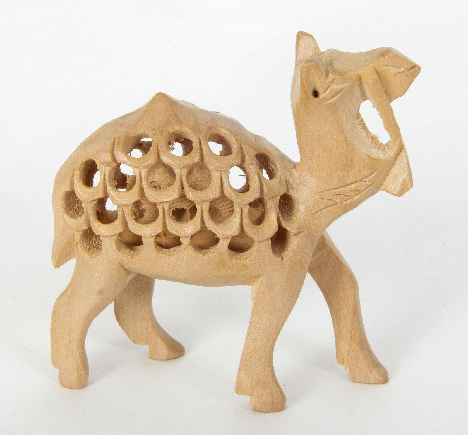 indian office decor wooden camel home party
