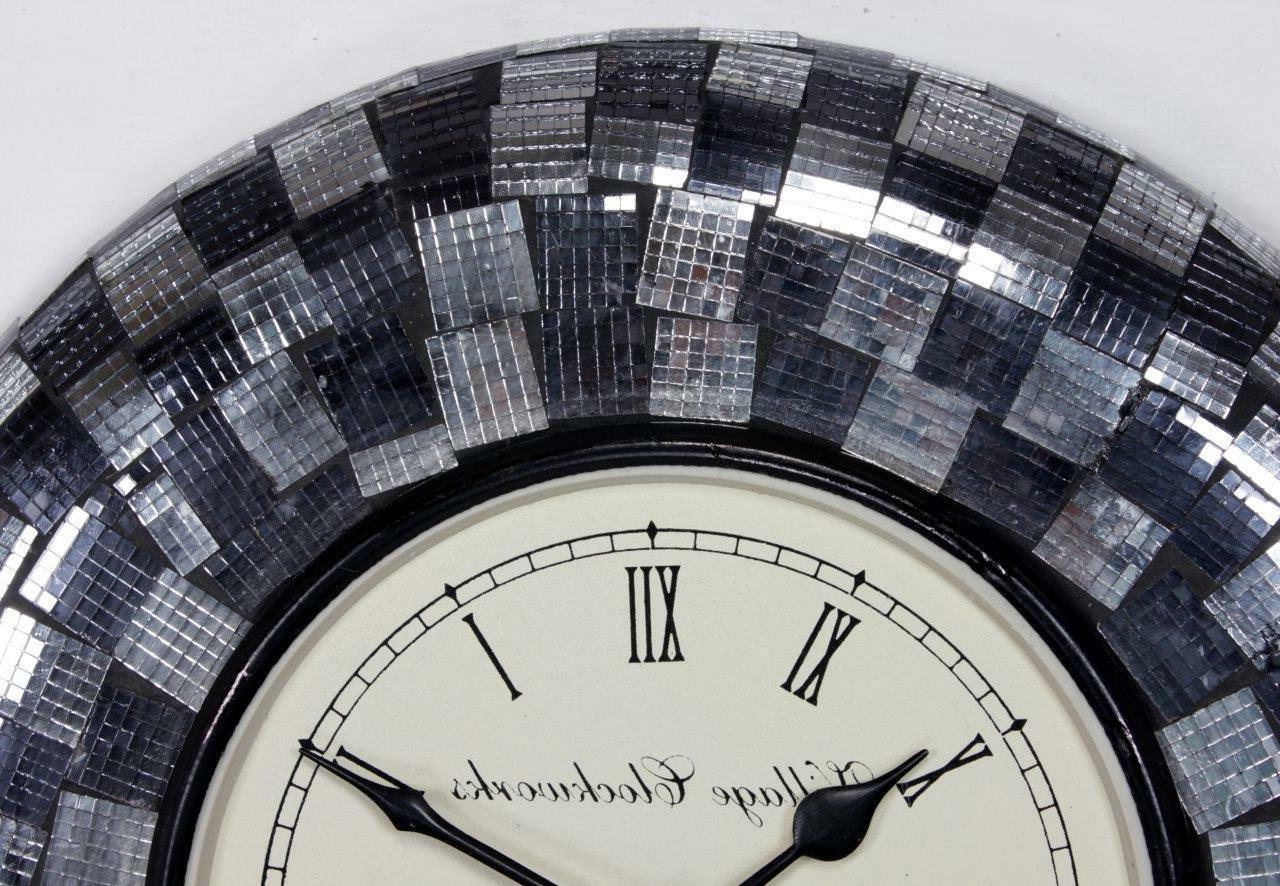 Indian Vintage Home Decor Cutting Clock Home Office