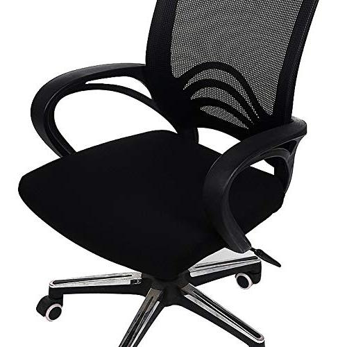 jacquard computer office chair cover