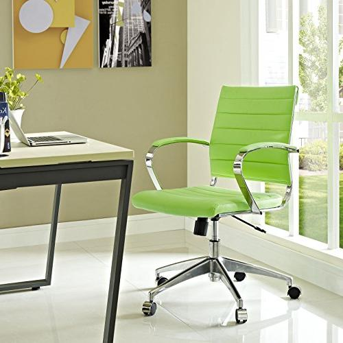 Jive Mid-Back Adjustable Office Chair,