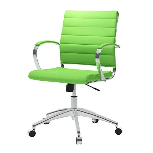 Jive Adjustable Chair, Bright Green