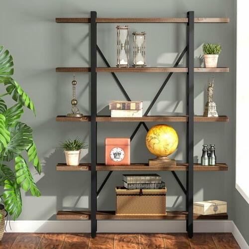 Large Etagere Office Decor Display