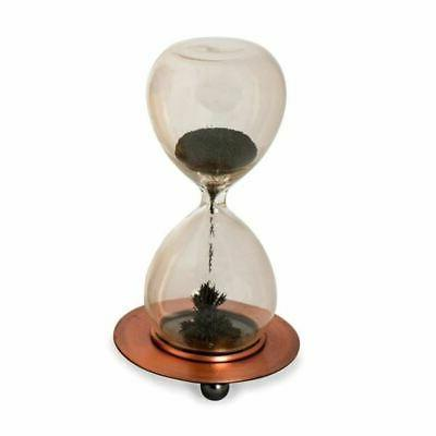 Magnetic Sand Timer Time Hourglass Desk Kitchen Office Decor