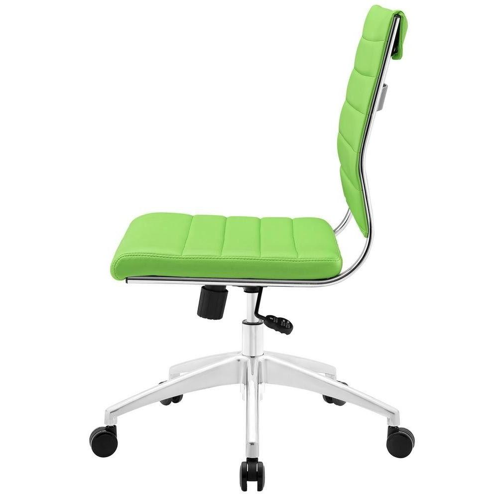 Mid Chair Height Padded Vinyl Bright
