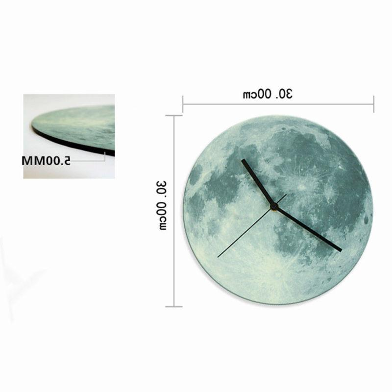 Modern Wall Moon The Home Office Decor US