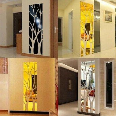 Modern Decal Tree Art Mural Wall Stickers