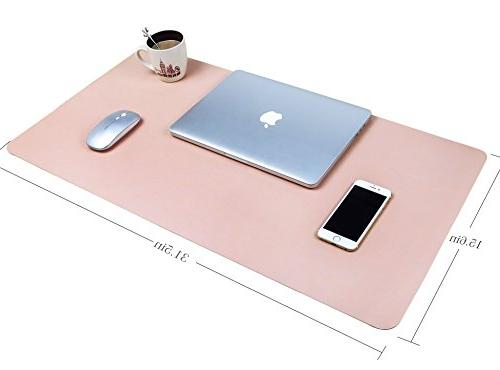 Office x YSAGi Thin Mouse Pad, Dual Desk Office/Home