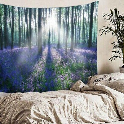 Nature Tapestry Wall Hanging Office Home US