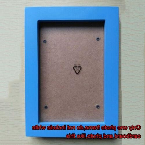 Newly Photo Frame Rectangle Home Office Table Decor