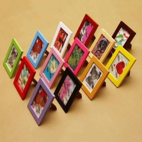 new photo frame classic wooden picture holder