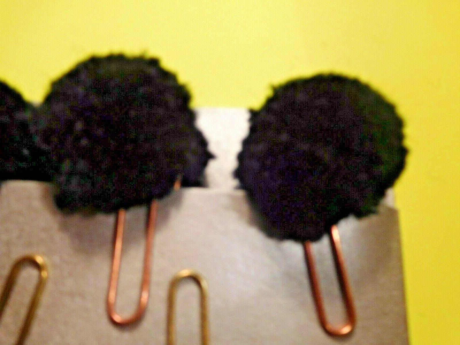 New Pom Pom Clips of 10 INCREDIBLE Decor Glamour