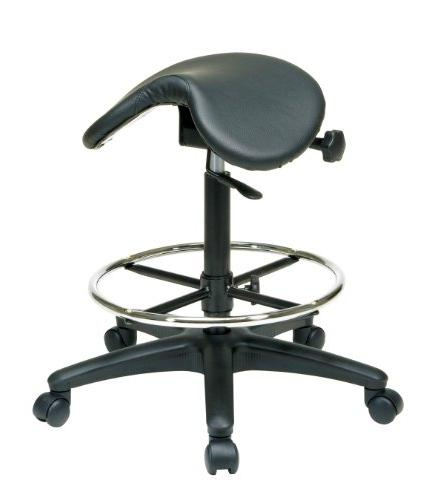 office star backless stool