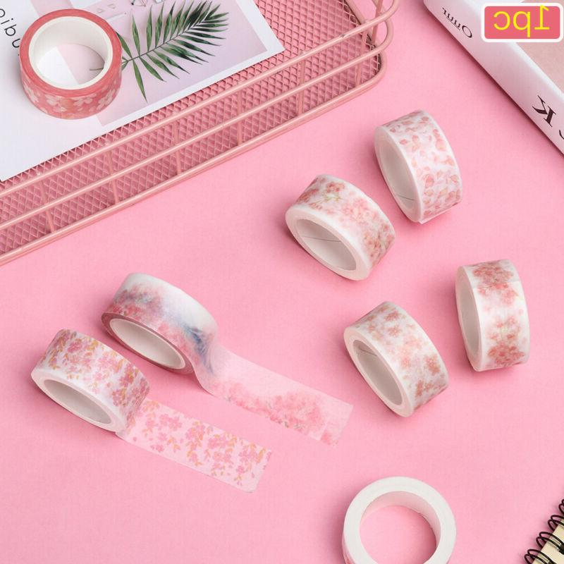 office supplies decorative roll paper sticker tape