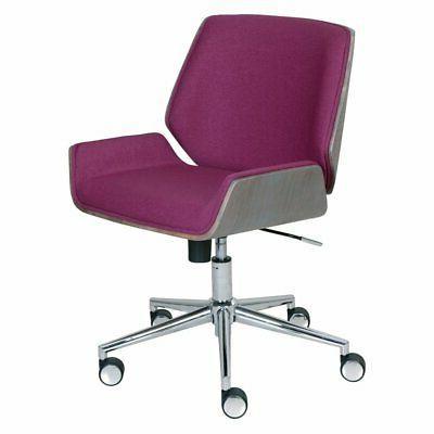 ophelia bentwood office chair