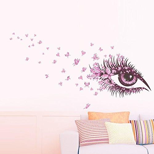 & Decal Removable Art Decor Wall Bedroom Living Room Room Offices Background