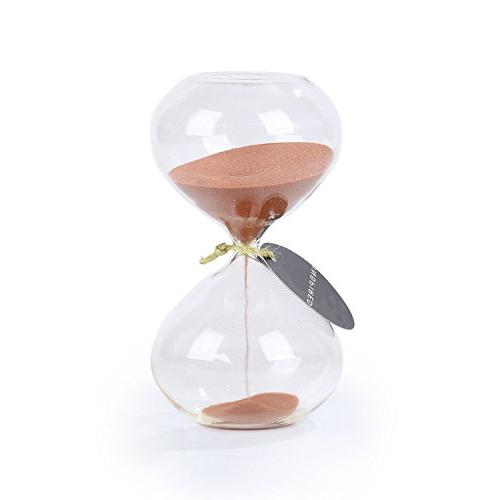 puff sand timer hourglass