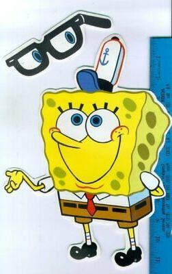SPONGEBOB SQUAREPANTS wall stickers 21 big decals Patrick of