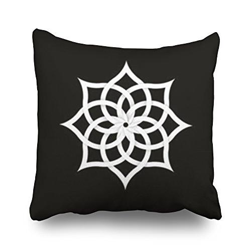 throw pillow covers paper floral