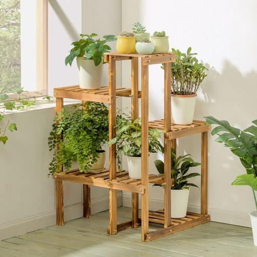US Anti-insect Wood Plant Corner Flower Office