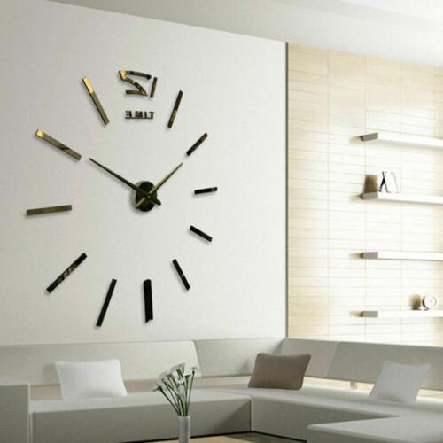 US Wall Modern Large 3D Surface DIY Decor