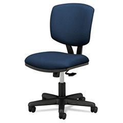 ** Volt Series Task Chair with Synchro-Tilt, Navy Fabric