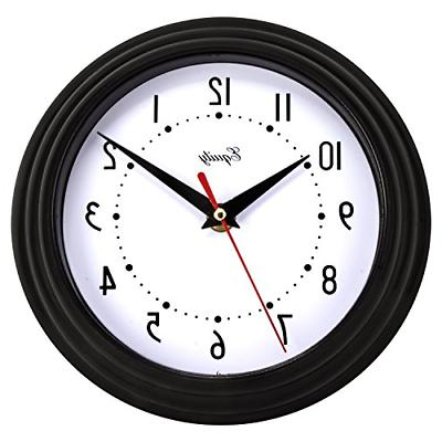 wall clock living room silent decorative